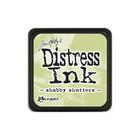 Leimamustetyyny, Distress Mini Ink, Shabby Shutters