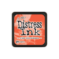Leimamustetyyny, Distress Mini Ink, Ripe Persimmon