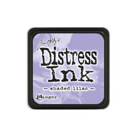 Leimamustetyyny, Distress Mini Ink, Shaded Lilac