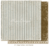 Maja Design - Vintage Frost Basics - 22nd of Dec