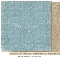 Maja Design - Vintage Frost Basics - 21st of Dec