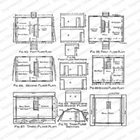 Cover-a-Card-leima, House Plans