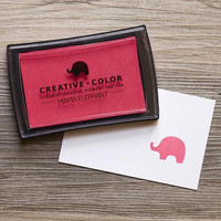 Mama Elephant Creative Color Pigment Ink-leimamuste, Lollipop