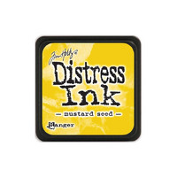 Leimamustetyyny, Distress Mini Ink, Mustard Seed