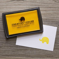 Mama Elephant Creative Color Pigment Ink-leimamuste, Sunshine