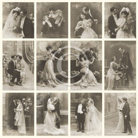 Wedding day - Vintage Wedding