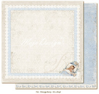 Maja Design - Vintage Baby - It's a boy!