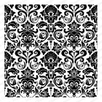 Cover-a-Card-leima, Damask