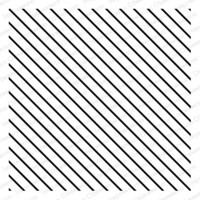Cover-a-Card-leima, Diagonal Stripes