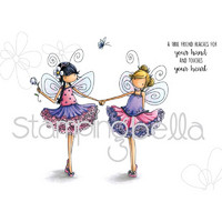 Leima, Stamping Bella, Fairy Best Friends
