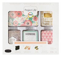 Project Life Core Kit, Cottage Living, 576osaa