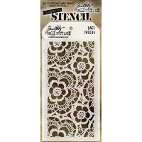 Tim Holtz Layered Stencil, Lace