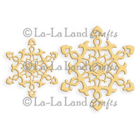 Stanssi, Ornament Snowflakes