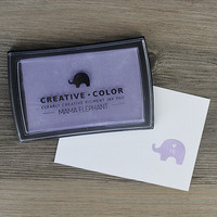 Mama Elephant Creative Color Pigment Ink-leimamuste, Sweet Lilac
