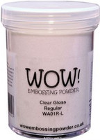 WOW!-kohojauhe, Clear Gloss, Regular, 160ml