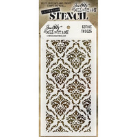Tim Holtz Layered Stencil, Gothic