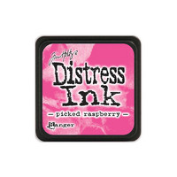 Leimamustetyyny, Distress Mini Ink, Picked Raspberry