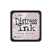 Leimamustetyyny, Distress Mini Ink, Milled Lavender