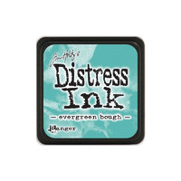 Leimamustetyyny, Distress Mini Ink, Evergreen Bough