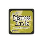 Leimamustetyyny, Distress Mini Ink, Crushed Olive