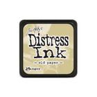 Leimamustetyyny, Distress Mini Ink, Old Paper