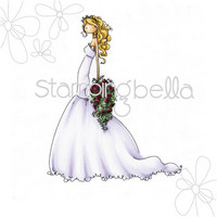 Leima, Stamping Bella, Brigitte The Bride