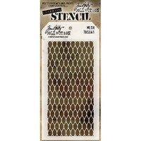 Tim Holtz Layered Stencil, Mesh