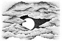 Leima, Cloud with Moon