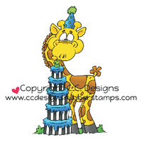 Leima, C.C. Designs, Giraffe Party