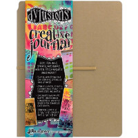 Dylusions Dyan Reaveley's Creative Journal, 11.375'X8.25'