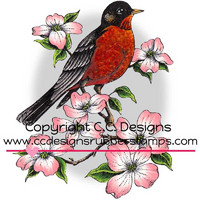 Leima, C.C. Designs, Dove Art Robin Church