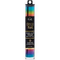 Deco Foil - Rainbow (T), 6