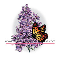 Leima, C.C. Designs, Dove Art Lilac & Butterfly