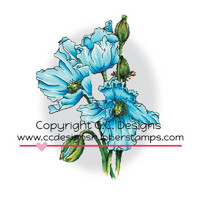 Leima, C.C. Designs, Dove Art Himalayan Poppy