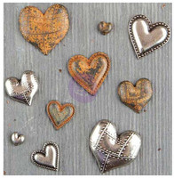 Finnabair Mechanicals, Tin Hearts, 10kpl