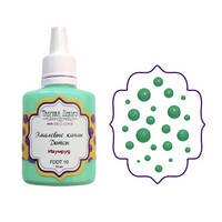 Enamel Dots-aine, Emerald, 30ml