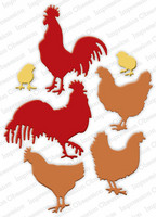 Stanssi, Roosters & Chickens