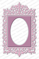 Stanssi, Ornate Rectangle Frame