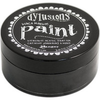 Dylusion Paint, Black Marble, 59ml