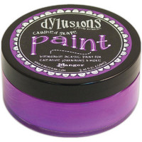 Dylusion Paint, Crushed Grape, 59ml