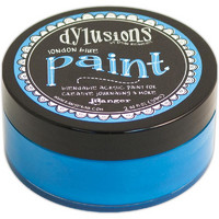 Dylusions Paint, London Blue, 59ml