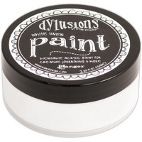 Dylusions Paint, White Linen, 59ml