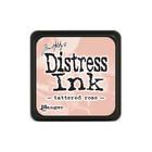 Leimamustetyyny, Distress Mini Ink, Tattered Rose