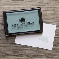 Mama Elephant Creative Color Pigment Ink-leimamuste, Winter