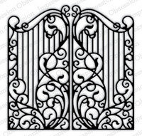 Stanssi, Wrought Iron Fence
