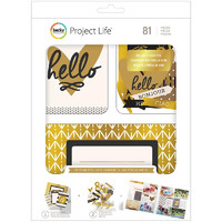 Project Life Value Kit, Be Fearless,  81osaa