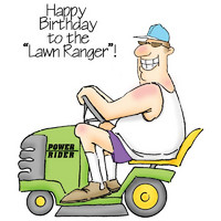 Leimasetti, Art Impression, The Lawn Ranger