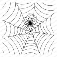 Cover-a-Card-leima, Spider in Web