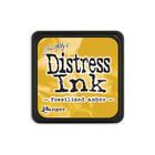 Leimamustetyyny, Distress Mini Ink, Fossilized Amber