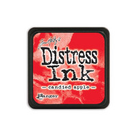 Leimamustetyyny, Distress Mini Ink, Candied Apple